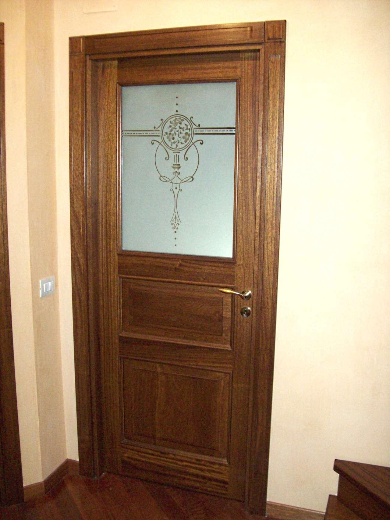 Falegnameria reggio calabria ranieri home page - Porta interna vetro ...